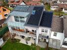 Aufstockung und Dachsanierung Einfamilienhaus