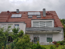 Dachgauben und Dachflächenfenster